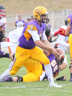 WNMU quarterback has done what it takes to break the touchdown passing record and is on track to break the passing yards record.