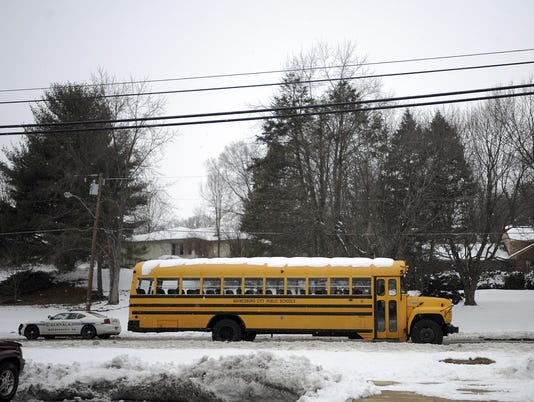 Waynesboro schools close early