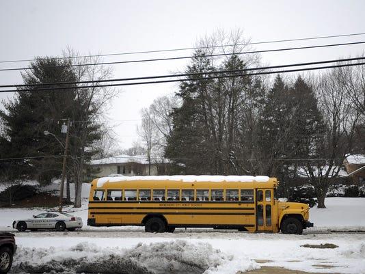 Waynesboro schools close early