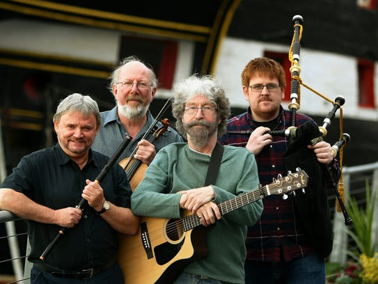 The Tannahill Weavers are one of Scotland's premier