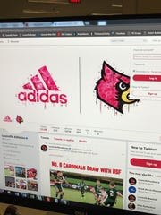 The University of Louisville Athletics twitter page