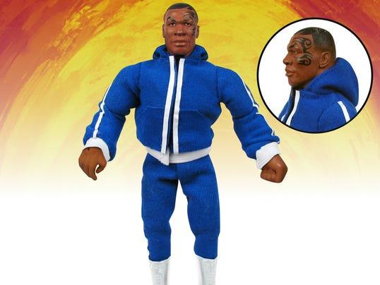 Mike Tyson figure