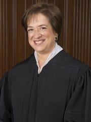 U.S. Supreme Court Justice Elena Kagan