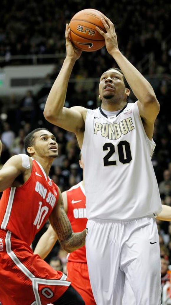 A. J. Hammons will take his time deciding whether to enter the NBA draft.