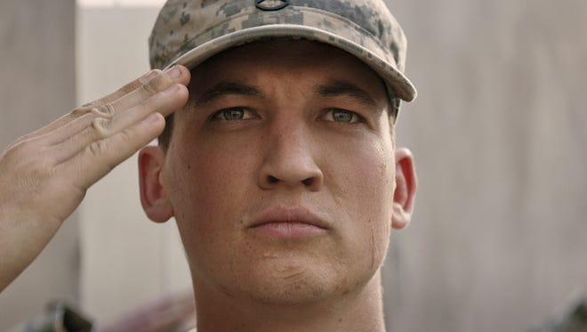 """'Thank You for Your Service' stars Miles Teller as the real-life Adam Schumann, a soldier who returns home from Iraq. """"We have to move past this idea of just saying, 'Thank you for your service,' but really examine what that service and the cost was,"""" says director/screenwriter Jason Hall."""