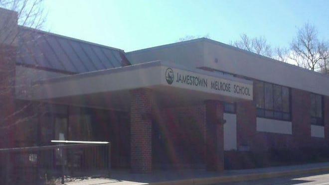 Melrose School in Jamestown.