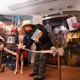 Garth Brooks and more than 100 patients and their families attended the grand opening event of the newly renovated and expanded Child Life Zone at Texas Children's Hospital.