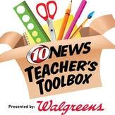 Teacher's Toolbox helps with school supplies