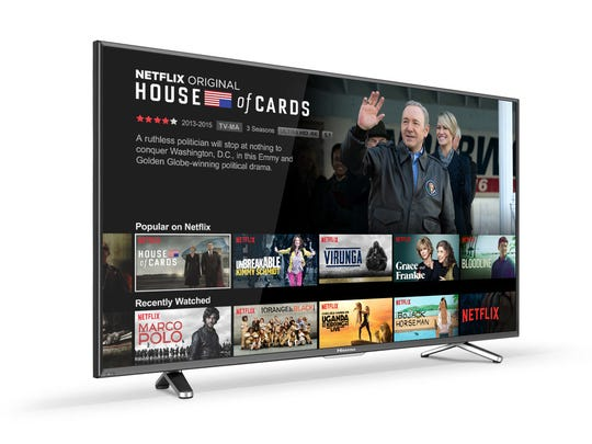Most TVs today have an integrated Smart TV platform,