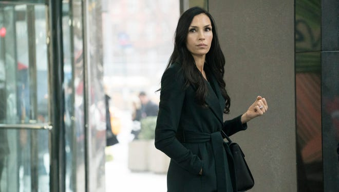 "Famke Janssen plays Susan ""Scottie"" Hargrave on NBC's ""The Blacklist: Redemption."""