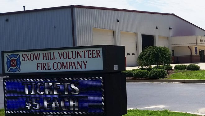 Snow Hill Volunteer Fire Company