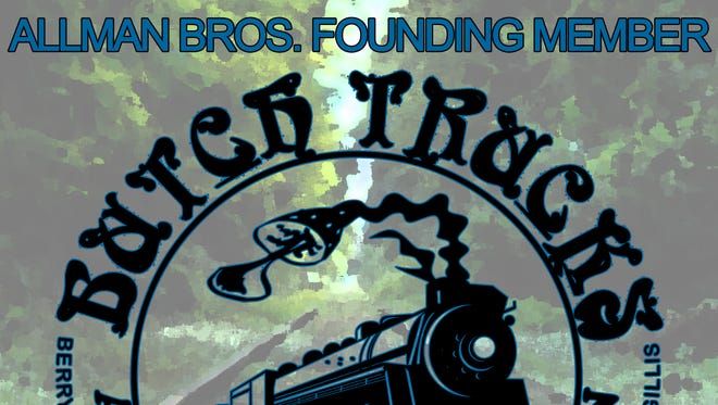 Butch Trucks and the Freight Train Band are playing The Side Bar Theatre this Sunday, July 24.