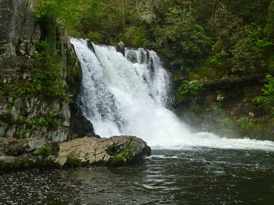 Abrams Falls in Great Smoky Mountains National Park is a popular hiking trail that starts in Cades Cove. A 67-year-old woman died June 15, 2020, while hiking the trail.