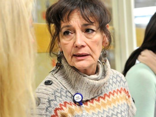 St. Cloud State University professor Roseanna Ross