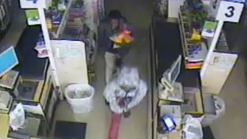 State police are searching for two teen boys who broke into a Wilmington Dollar Tree.