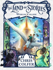 'The Land of Stories: Worlds Collide' by Chris Colfer