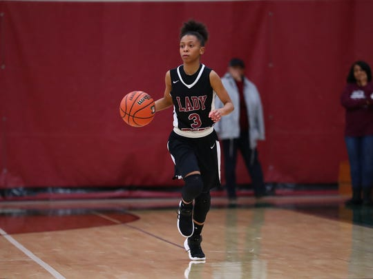 Kendall Fisher is averaging 25 points per game for the Tindley Tigers.