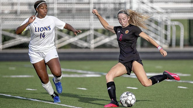 Alison Rothmann, a junior midfielder who was second-team all-league after scoring eight goals last season, is among the key returnees for North and new coach Jason McLead.John Hulkenberg/ThisWeek