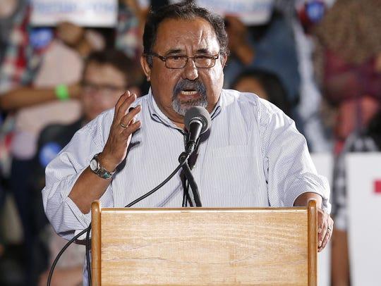 Raúl Grijalva, congresista por Arizona.