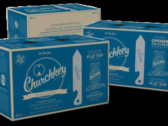 Churchkey Pilsner