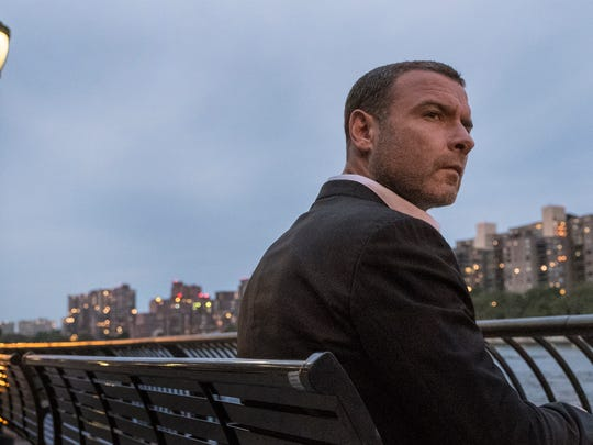 "Liev Schreiber as Ray Donovan in ""Ray Donovan."" The series filmed in Nyack."