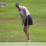 Notre Dame's Erin Durstock's became the first area girls' golfer to shoot 150 or better at state since 2002.