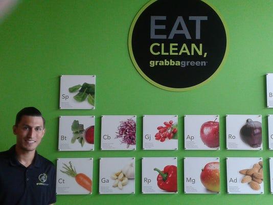 bhm grabbagreen - spencer