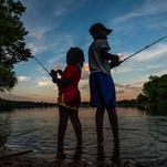 Summer weather, moon mean it's a prime time for good fishing