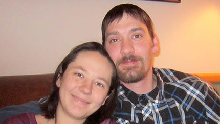 Woonsocket resident Matthew Novak (right) is accused of killing Jennifer Gibson. Novak was arrested Wednesday morning.