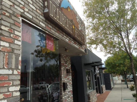 DeadBeach Brewery, 406 Durango St., in the Union Plaza District in Downtown El Paso, is a craft beer brewery.