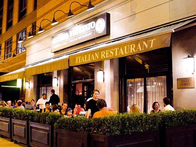 Osteria Via Stato Italian Restaurant Chicago