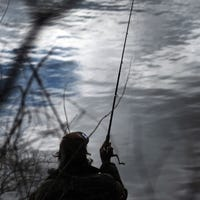 Outdoor notes Nov  30: Trout available for winter anglers