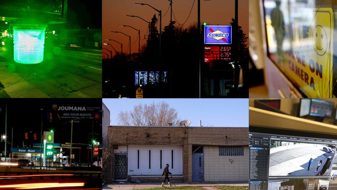 Detroit Police Green Light program.
