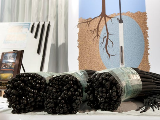 New product Deep Root Irrigation during the World Ag