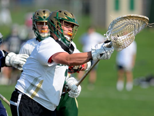 Dallastown at York Catholic boys' lacrosse