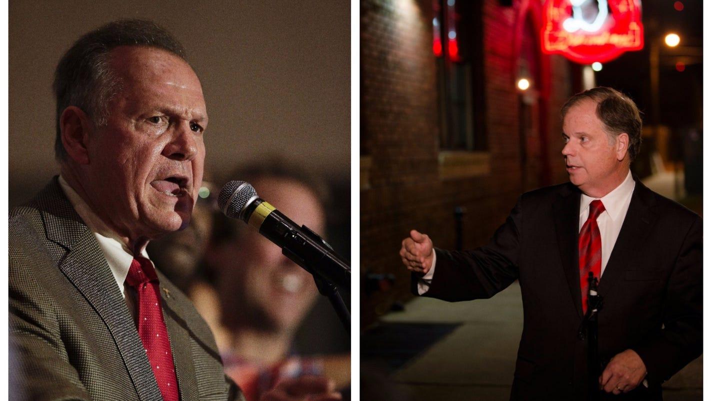 7 communities crucial in the race between Doug Jones and Roy Moore