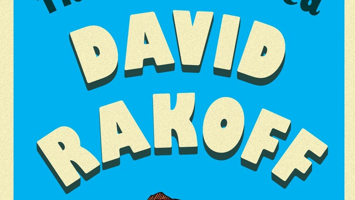 Essay collection by David Rakoff.