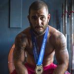 CrossFit champ Mat Fraser finds time to unwind