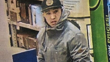 Police are asking for help in identifying this man, suspected of access device fraud at the Lowe's in Springettsbury Township.