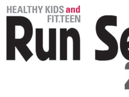 Healthy Kids and Fit.Teen Run Series 2015