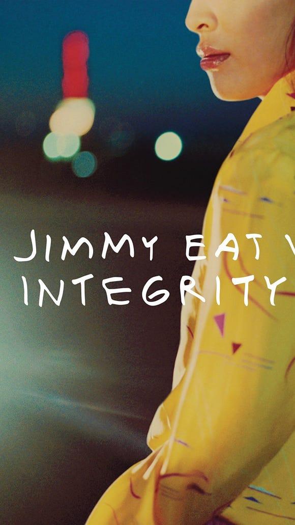 """Integrity Blues"" by Jimmy Eat World."