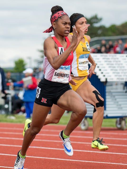 Rutgers - 2017 Big Ten Track and Field Championship - May 13, 2017