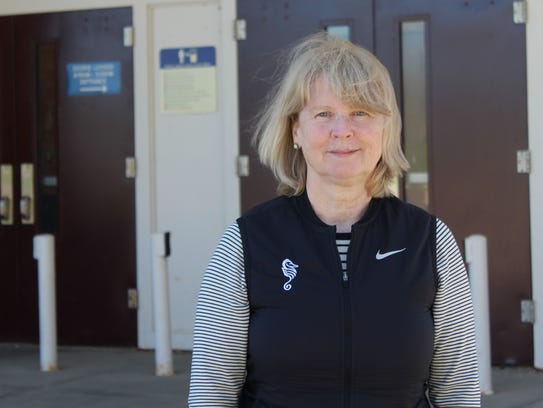Burlington High School Principal Amy Mellencamp believes