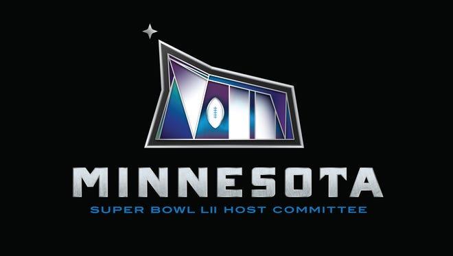 Minnesota Super Bowl Host Committee logo