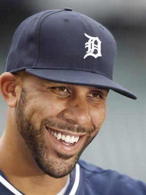 Detroit Tigers pitcher David Price
