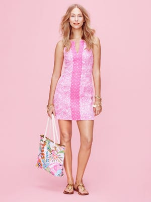 See Ya Later dress from the Lilly Pulitzer for Target collection, $38.