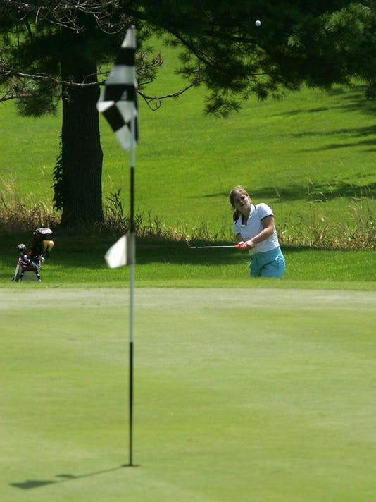 Licking County junior golf tournament at Kyber Run Golf Course, Johnstown