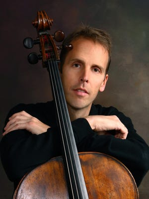 Greg Sauer will be the soloist with the FSU Symphony and Wind Orchestra closing concert at 7:30 p.m. Saturday in Ruby Diamond Concert Hall.