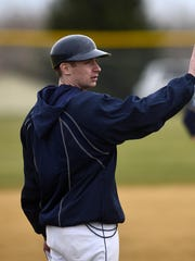 Levi Johnson was the manager of the Great Falls Chargers AA American Legion baseball team the past three seasons. His contract was not renewed following this past season.