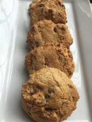 Chocolate Chip and Pecan Cookies photographed at the Great Lakes Culinary Center in Southfield.